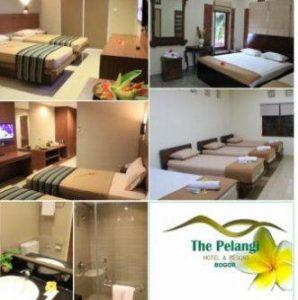 Bukit Pelangi Resort Sentul